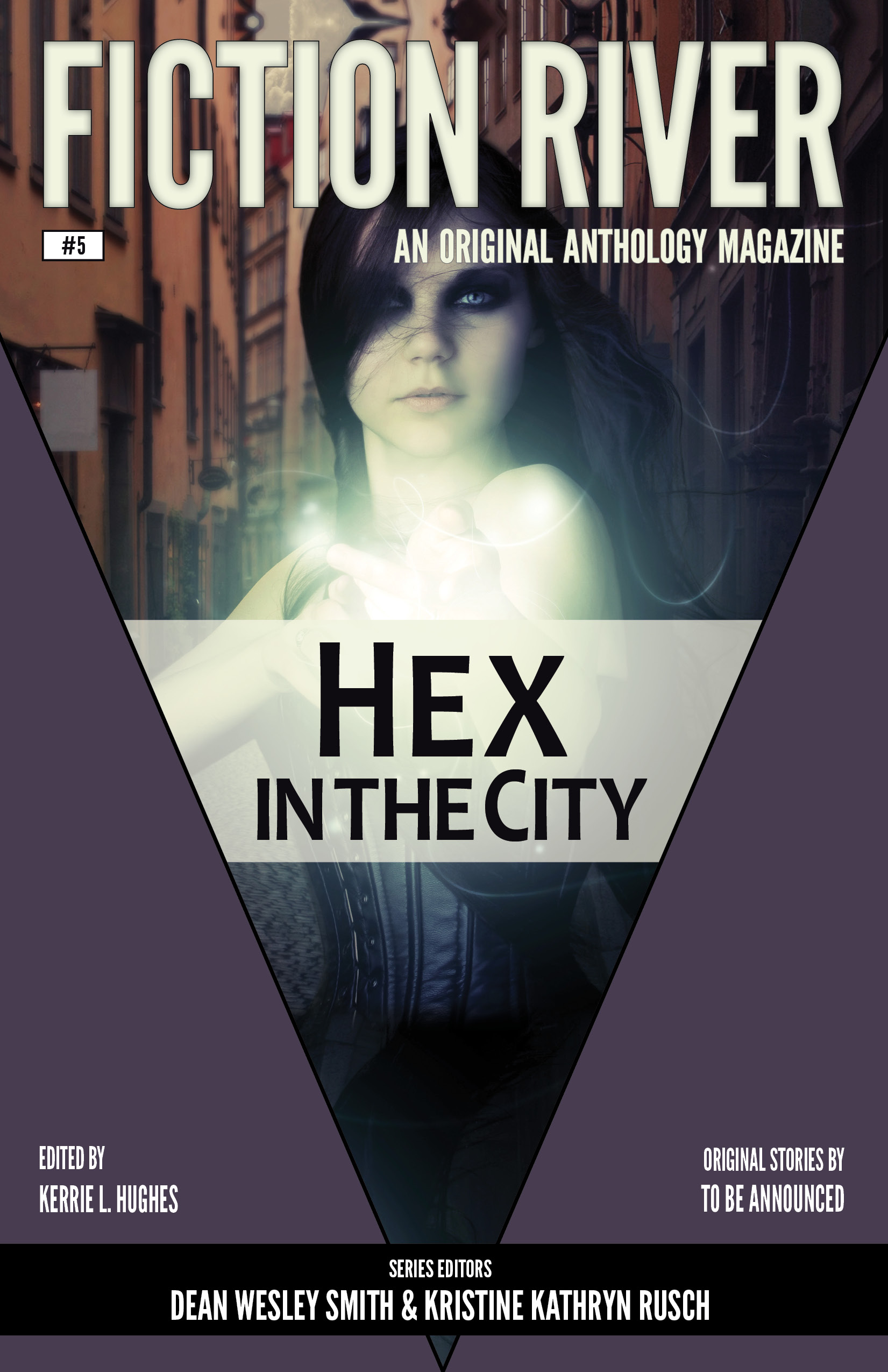 FR Hex in the City ebook cover