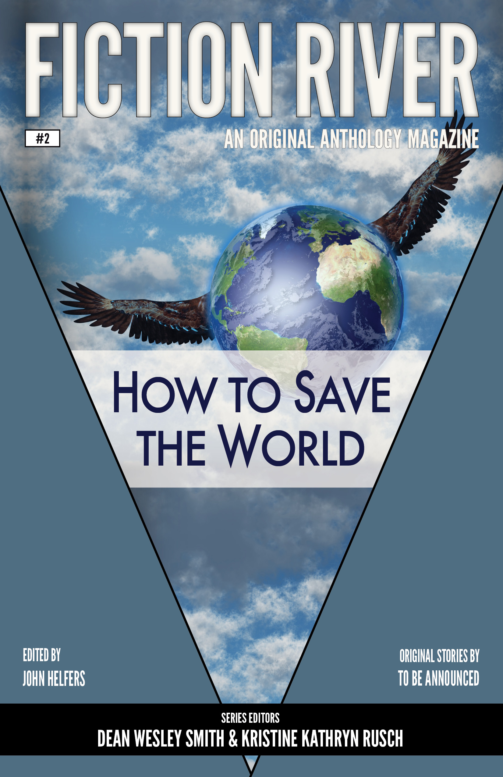 FR How to Save the World ebook cover