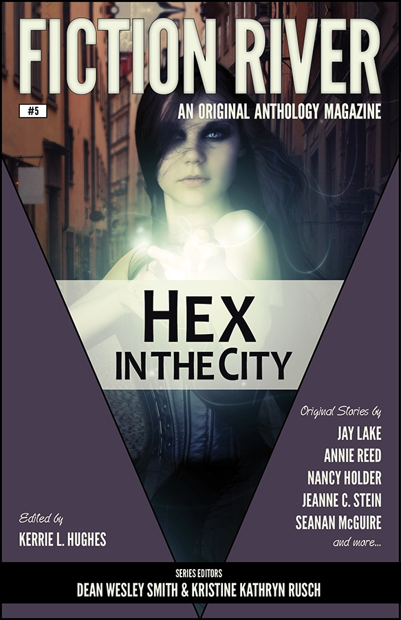 FR Hex in the City ebook cover web