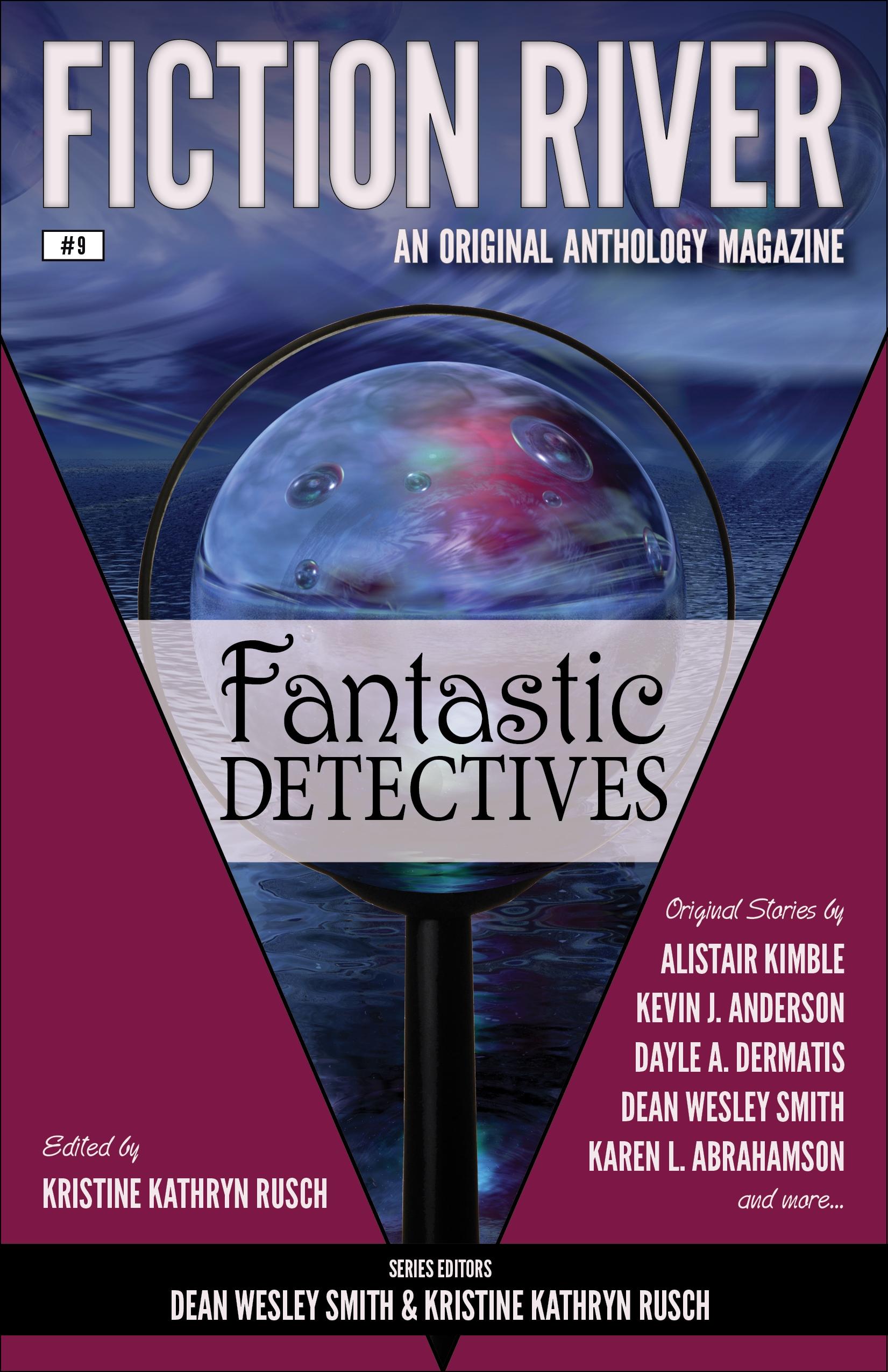 FR Fantastic Detectives ebook cover